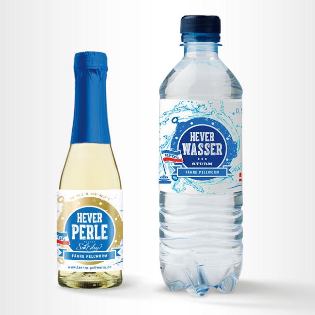 Kombuese Flaschen